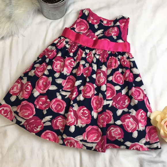 Clothing, Shoes & Accessories Romantic Gymboree Gold Dress Baby Girl 12-18 Months New Nwt